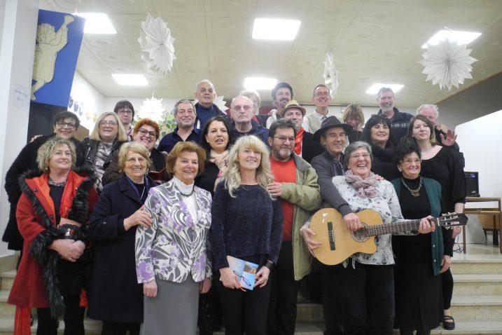 Poetsko-glazbena večer okupila je autore iz Hrvatskog primorja i Istra / Snimio Franjo DERANJA