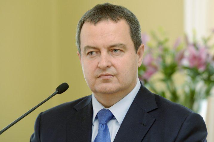 Srbijanski šef diplomacije kaže kako je ponosan što se tako nešto ne bi dogodilo niti se događa u Srbiji, bez obzira na neslaganja i prijepore koje Srbija ima s Hrvatskom / Reuters