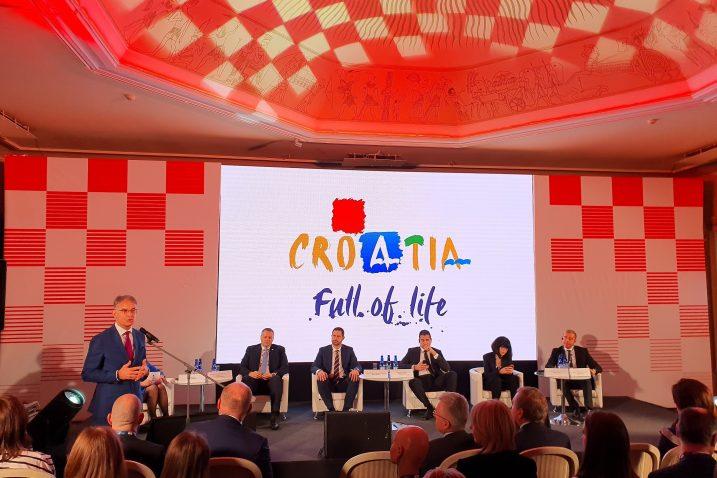 Paneli i radionice - Dan hrvatskog turizma u Moskvi / Foto HTZ