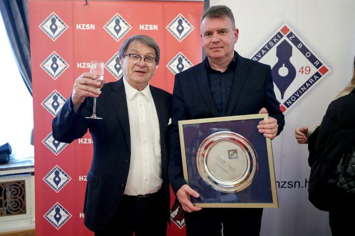 Ćiro Blažević i Tomislav Dasović/Foto PIXSELL
