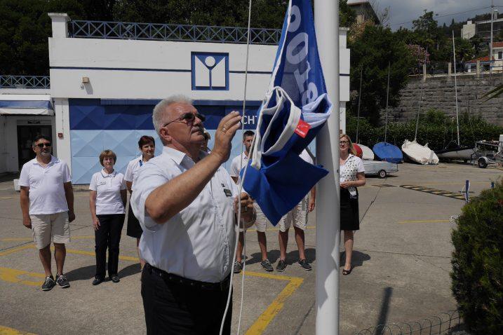 Plava zastava 20. puta / Snimio Marin ANIČIĆ