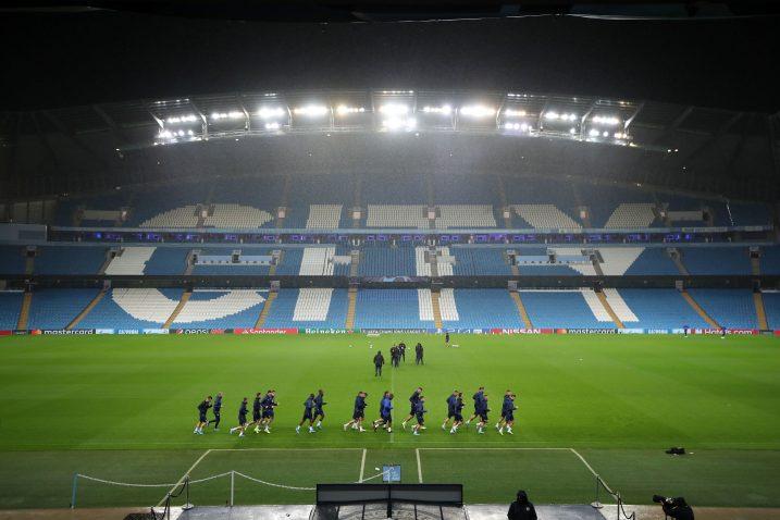 Modri na posljednjem treningu uoči večerašnje utakmice