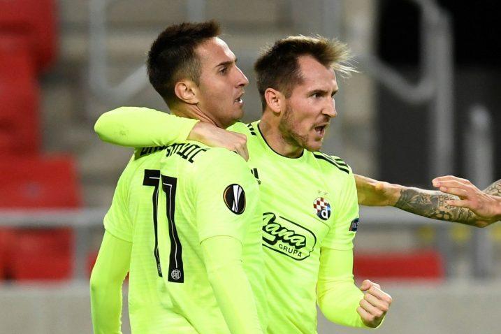 Mario Gavranović i  Izet Hajrović/Foto REUTERS