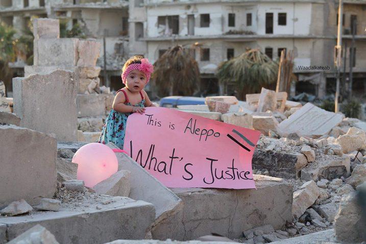 Iz dokumentarca »Za Samu« u režiji Waad al-Kateab