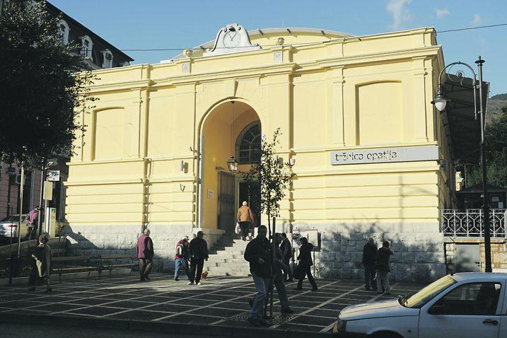Opatijski Mrkat danas ponovo otvara vrata / NL arhiva