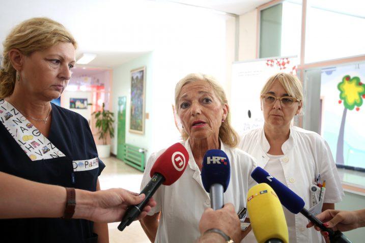 Dr. Branka Polić pojasnila je i kako su zdravstveni problemi primarno počeli s neurološkim simptomima, no sada su se, kaže, razvili multiorganski simptomi / Foto Miranda Cikotic/PIXSELL