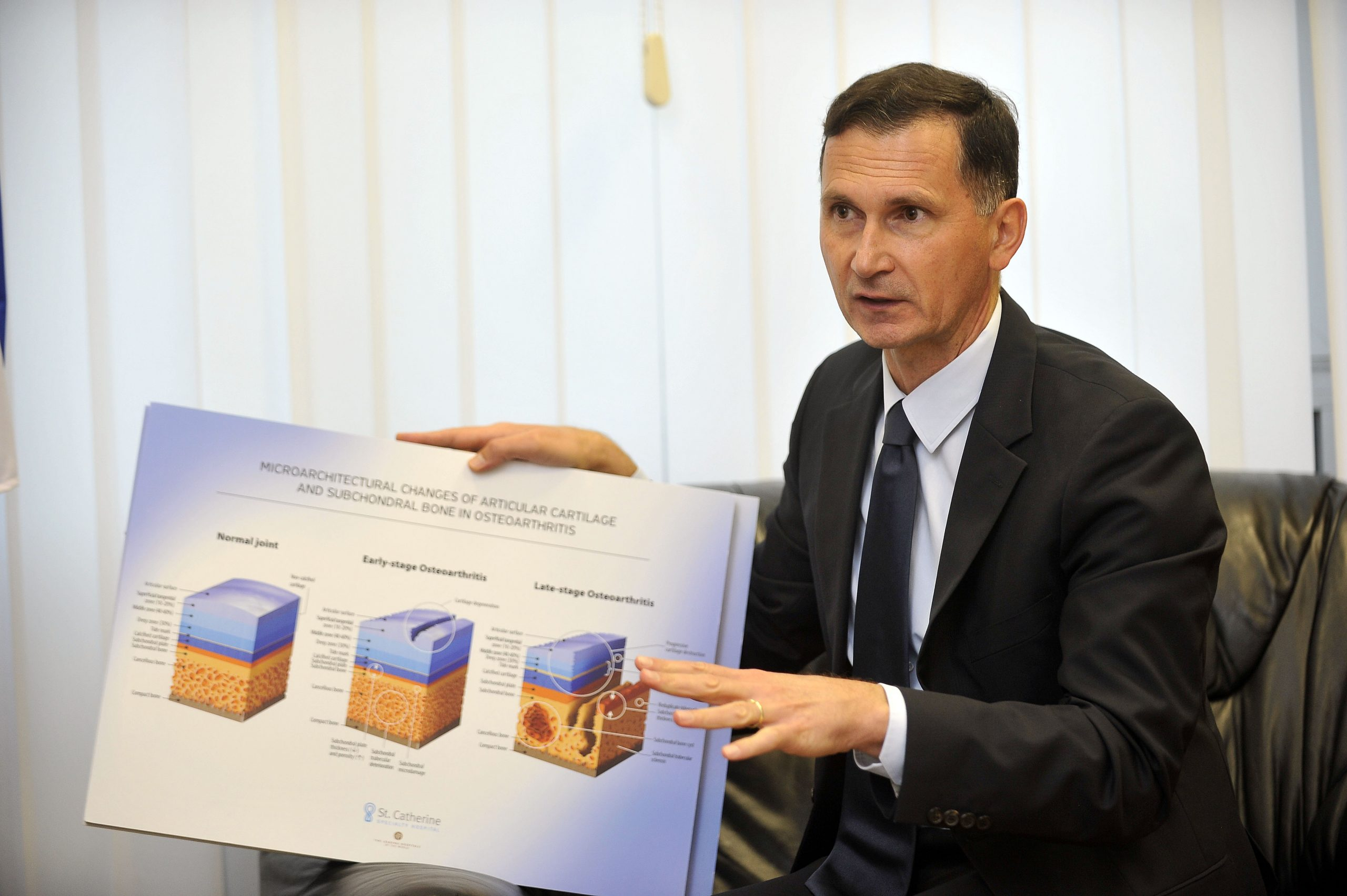 Dragan Primorac / Foto: D KOVAČEVIĆ