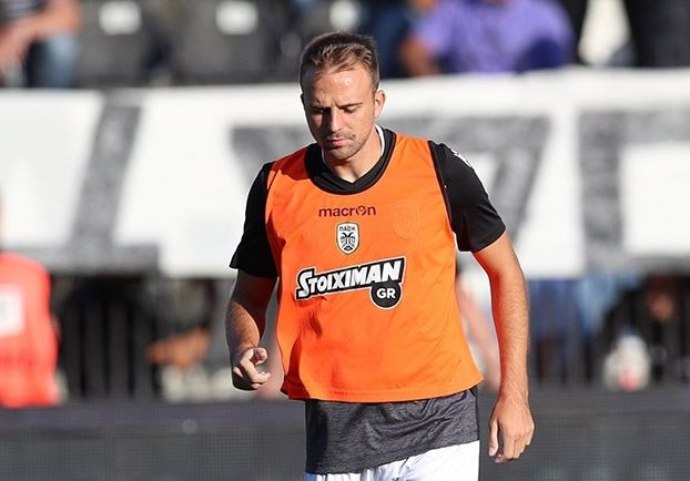 Josip Mišić/WWW.PAOKFC.GR