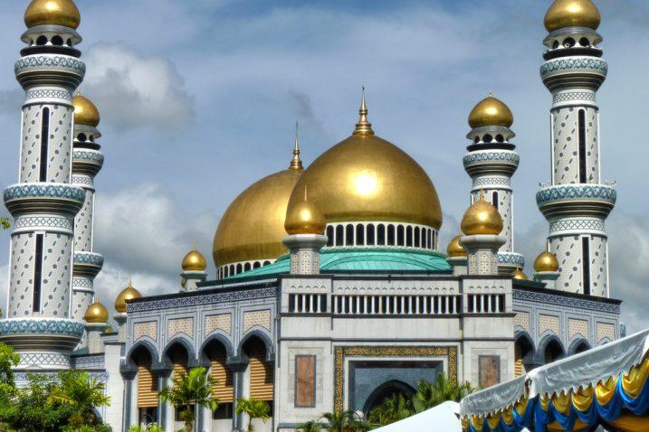 FOTO/Jame Asr Hassanil Bolkiah Mosque, FLICKR
