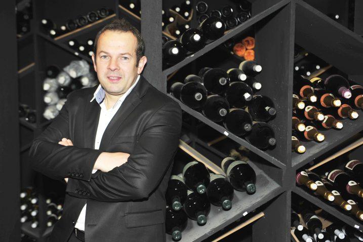 Klaudio Jurčić, čuvar  vinskog blaga u Bevandi
