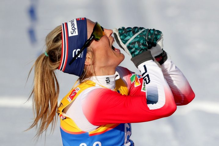 Therese Johaug/Foto REUTERS