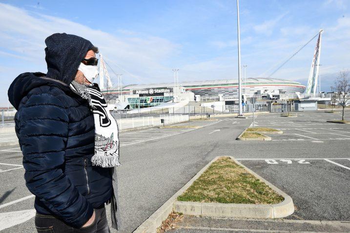 Talijanske arene su odavno već ispražnjene od gledatelja/Foto REUTERS