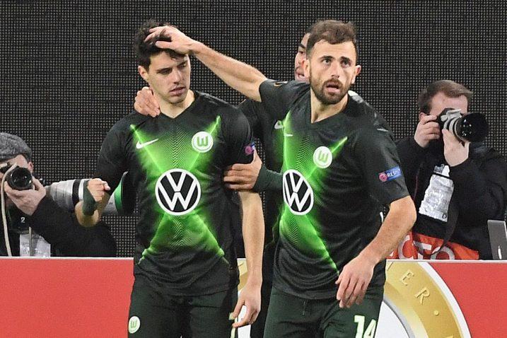 Josip Brekalo (Wolfsburg)/Foto REUTERS