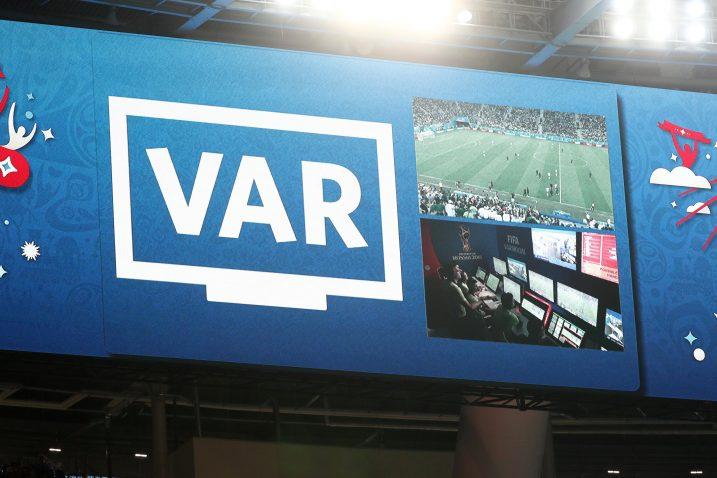 VAR tehnologija se već primjenjuje u Njemačkoj, Italiji, Francuskoj i Španjolskoj/Foto REUTERS