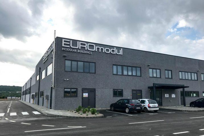Sjedište tvrtke Euromodul na Kukuljanovu