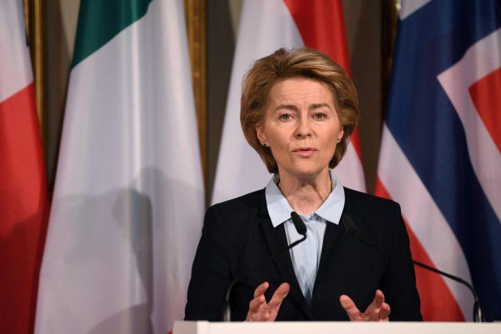 Ursula von der Leyen / REUTERS
