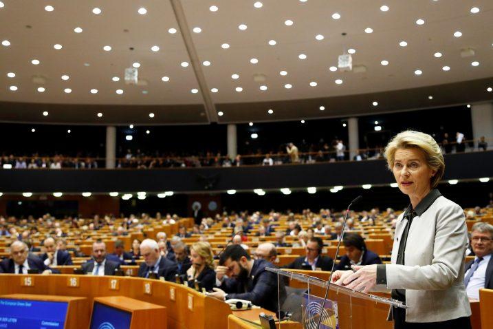 Ursula von der Leyen   Foto REUTERS