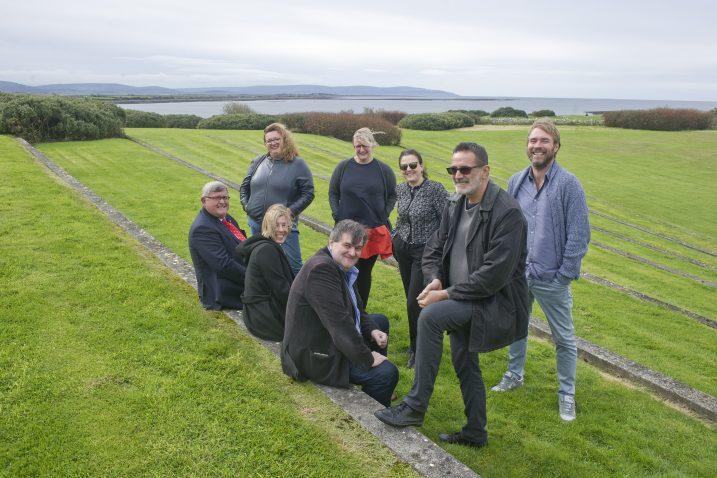 Riječka delegacije u Galwayu