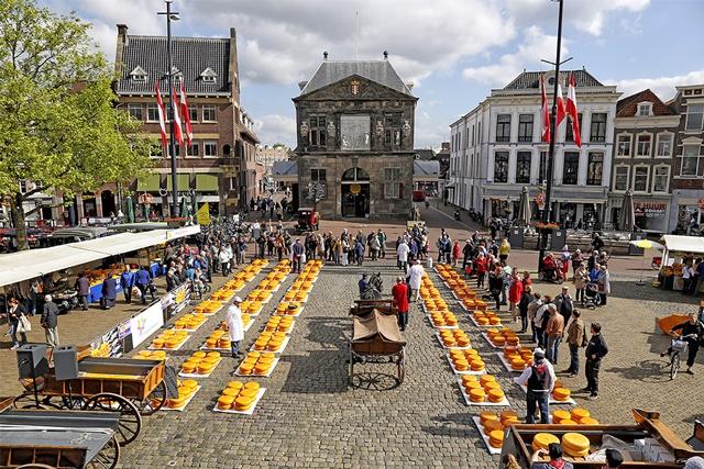 Gouda, Nizozemska/ foto: Booking