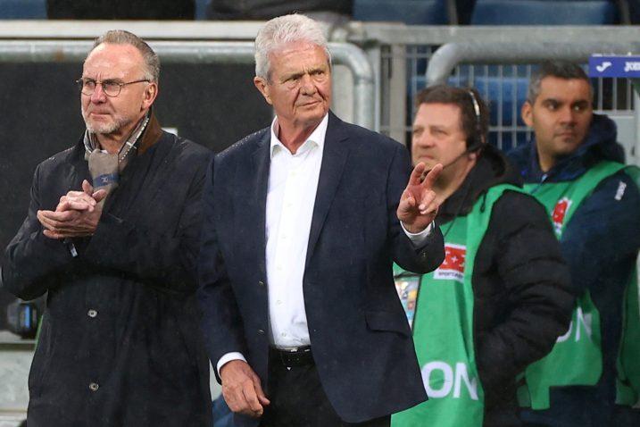 Dietmar Hopp i Karl-Heinz Rummenigge/Foto REUTERS