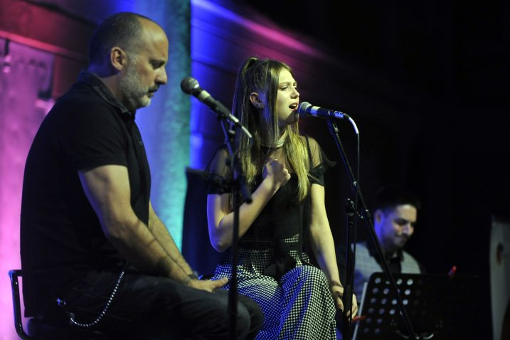 Humanitarni koncert: Tony Cetinski i Mia Negovetić / Snimio Vedran KARUZA