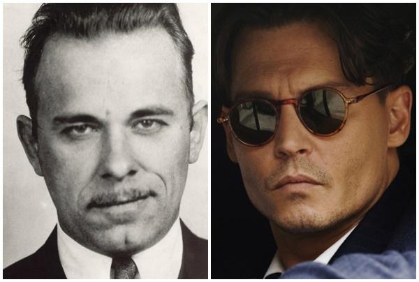 """Johna Dillingera u filmu """"Državni neprijatelj"""" glumio je Johnny Depp"""