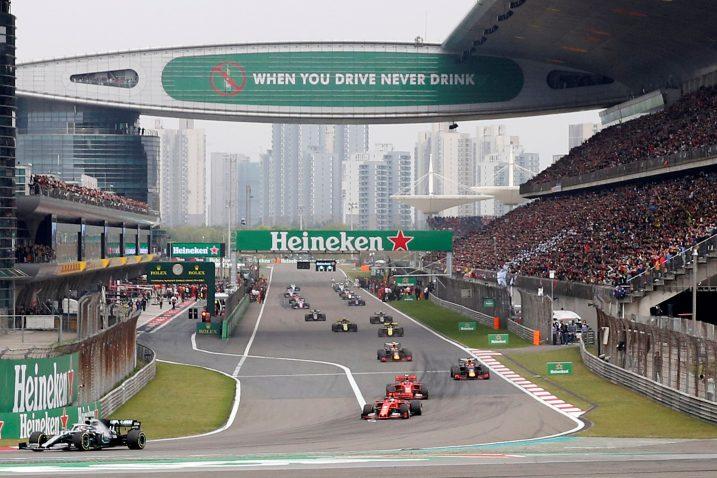Detalj s prošlogodišnje utrke u Šangaju/Foto REUTERS