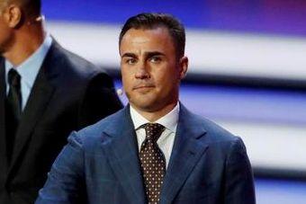 Fabio Cannavaro/Foto REUTERS