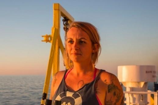 Pia Klemp / Foto Sea Watch