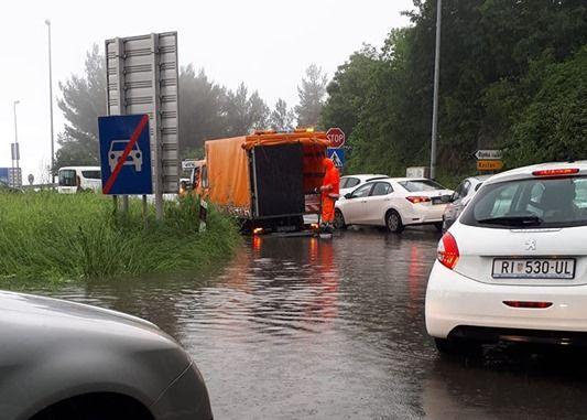 Diračje / Foto Problemi u prometu - Rijeka i okolica / Facebook / J.D.