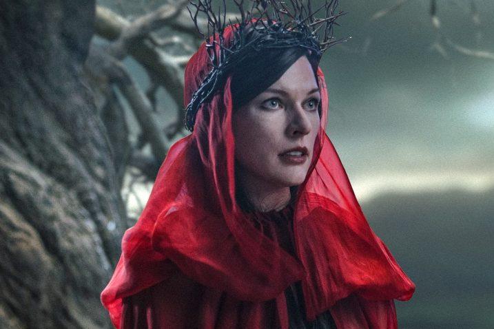Milla Jovovich, glumi glavnu zlicu Blood Queen u novom filmu o ultimativnom antiheroju Hellboyu