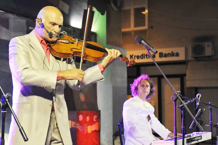 Francesco Squarcia i Aleksandar Valenčić