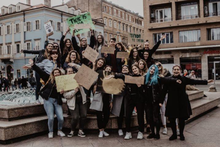 Okupljanje je u petak u 18 sati na Jadranskom trgu