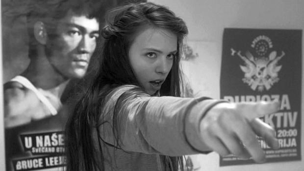 Scena iz filma »Glumim, jesam«
