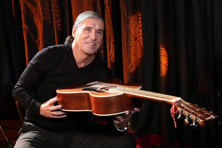 Goran Karan na koncertu će izvesti brojne glazbene uspješnice / Foto DUŠKO JARAMAZ/PIXSELL