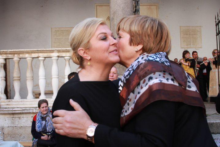 Ruža Tomašić kaže da više ne vrijedi njezina podrška Kolindi Grabar-Kitarović / Foto I. IVANOVIĆ/PIXSELL