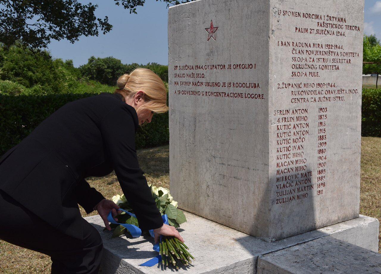 Kolinda Grabar-Kitarović / Foto: Ured predsjednice