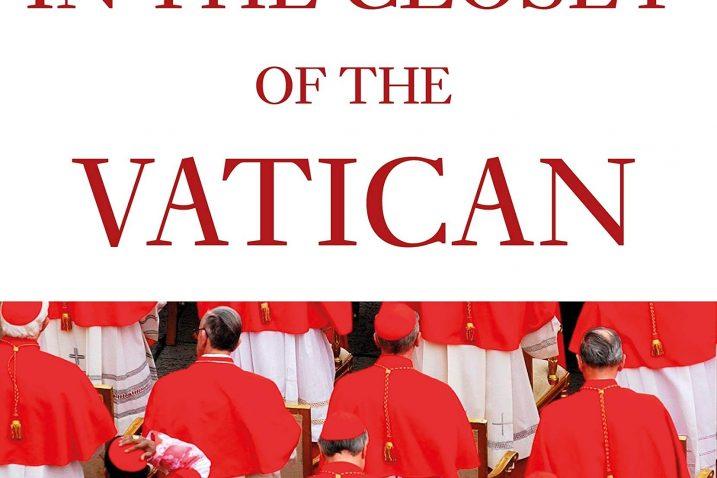 Naslovnica novoobjavljene knjige »U ormaru Vatikana« francuskog novinara i sociologa Frederica Martela