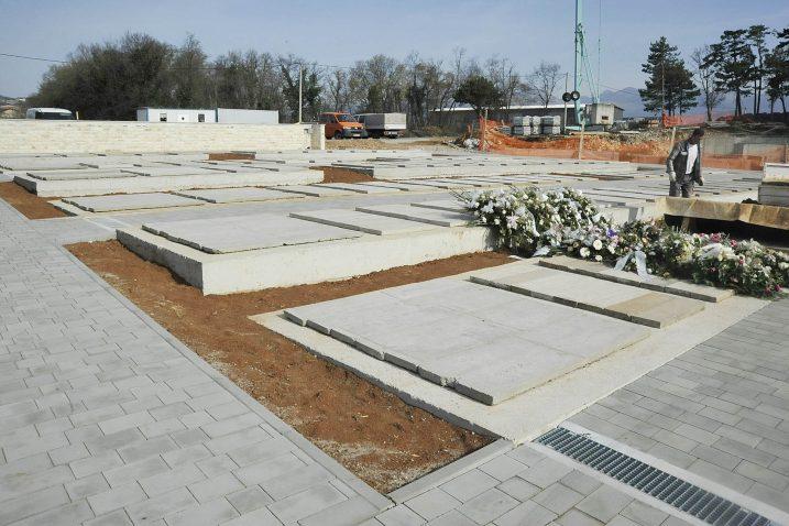 Do kraja lipnja očekuje se završetak svih radova na groblju Cernik / Snimio Sergej DRECHSLER