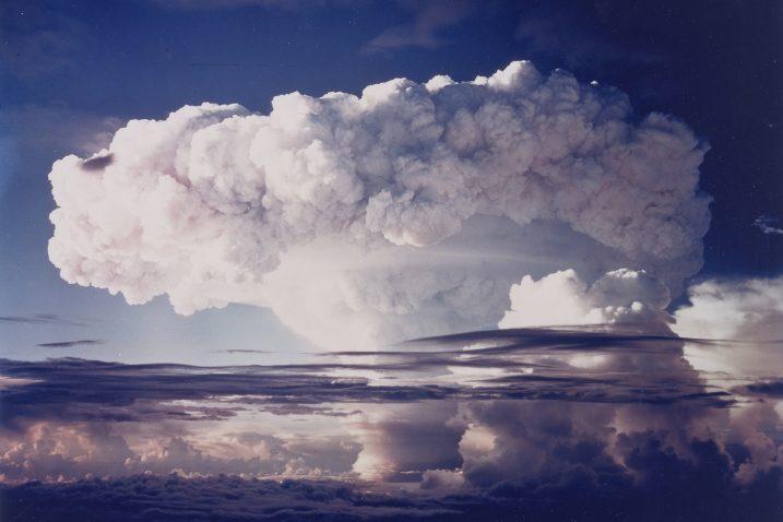 FOTO/1952., nuklearna bomba Ivy Mike, Wikimedia Commons