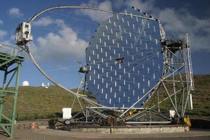 Teleskop na Kanarima