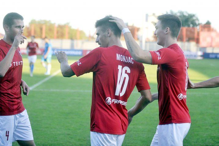 Dominik Mulac, Mateo Monjac i Kristijan Flego/Foto Arhiva NL
