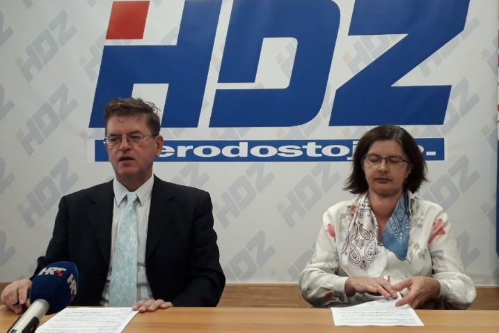 Ivoslav Ban i Ana Marija Vujić / Foto Sanja Gašpert