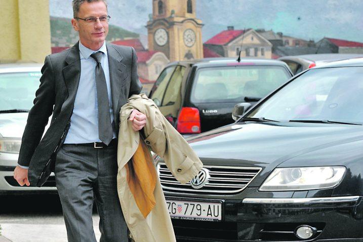 Boris Vujčić / Foto: S. DRECHSLER