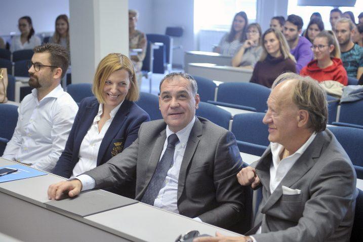 Marin Polonijo, Nataša Bakarčić, Alan Šustić i Srećko Juričić/Foto R. BRMALJ