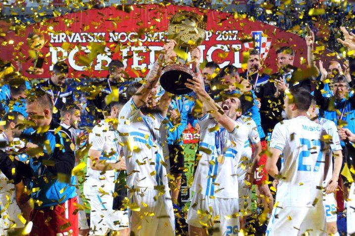 Aktualni pobjednik Kupa je Rijeka/Foto V. KARUZA