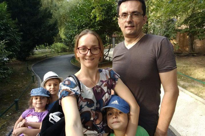 Meni je bog na put stavio ovu prekrasnu zemlju punu sunca - Basia Barbara Andrijanić sa suprugom Goranom i djecom