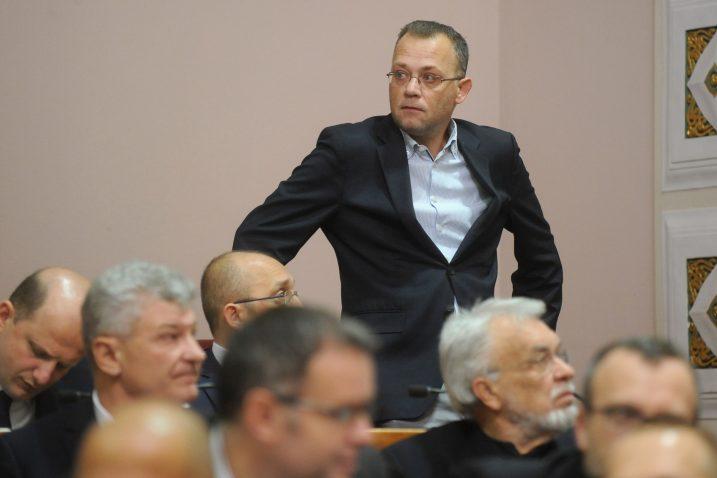 Zlatko Hasanbegović / Foto: D. JELINEK