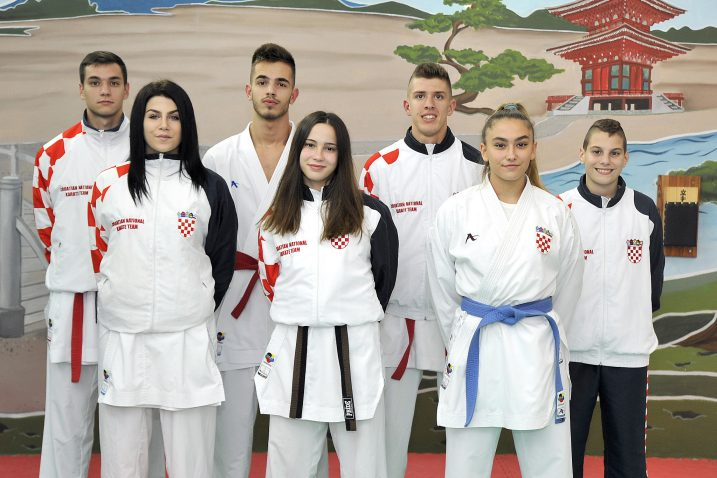Renato Rešetar, Laura Fučik, Leon Pendić, Ema Sgardelli, Aleksandar Kalabić, Laura Lisac i David Milinovich/S. DRECHSLER