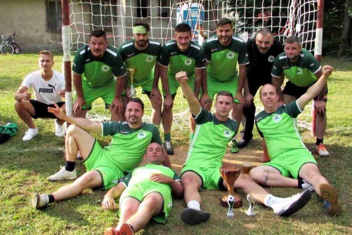 Pobjednički Shamrock Pub tim